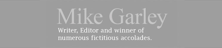 Mike Garley business card
